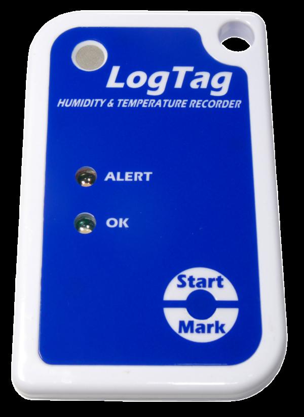 HAXO-8 humidity and temperature data logger
