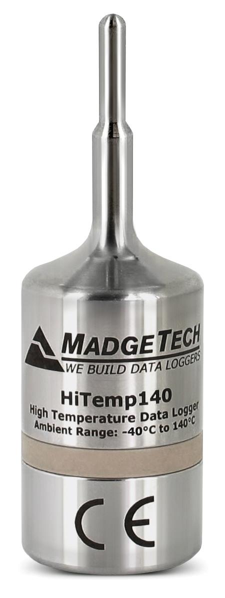 16 Channel Temperature Data Logger Voltage : Hitemp autoclave temperature data logger probe