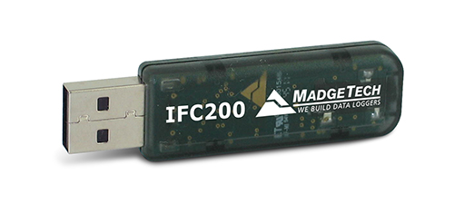 Madgetech IFC200 interface cable