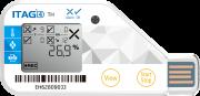 itag4 single use humidity and temperature data logger