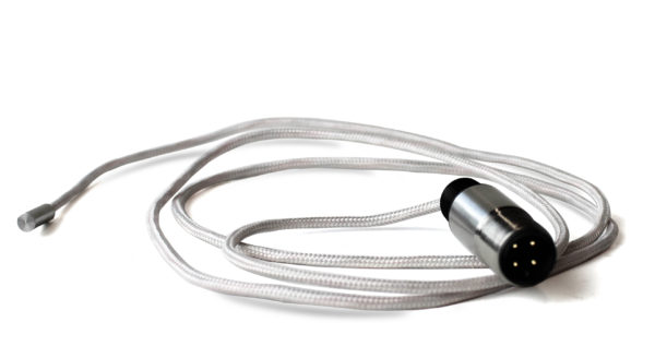 M12 DePyrogenation temperature probe with cable