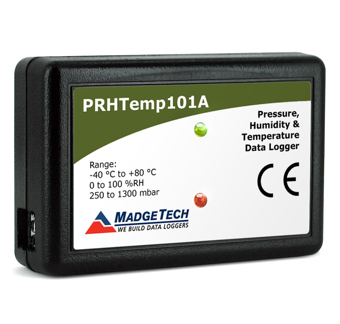 PRHTemp101A Pressure Humidity Temperature data logge