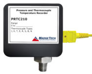 PRTC210 pressure and temperature data logger