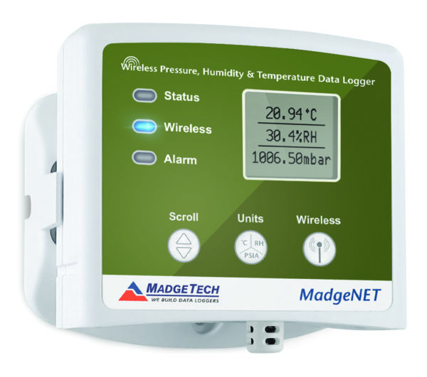RFPRHTemp2000A pressure temperature humidity data logger