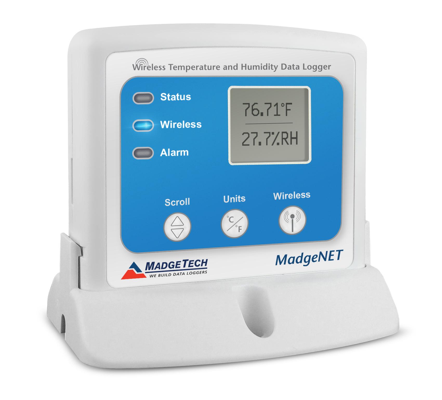 RFRHTemp2000A temperature & humidity data loggers