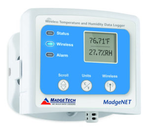 RFRHTemp2000A temperature & humidity data loggers