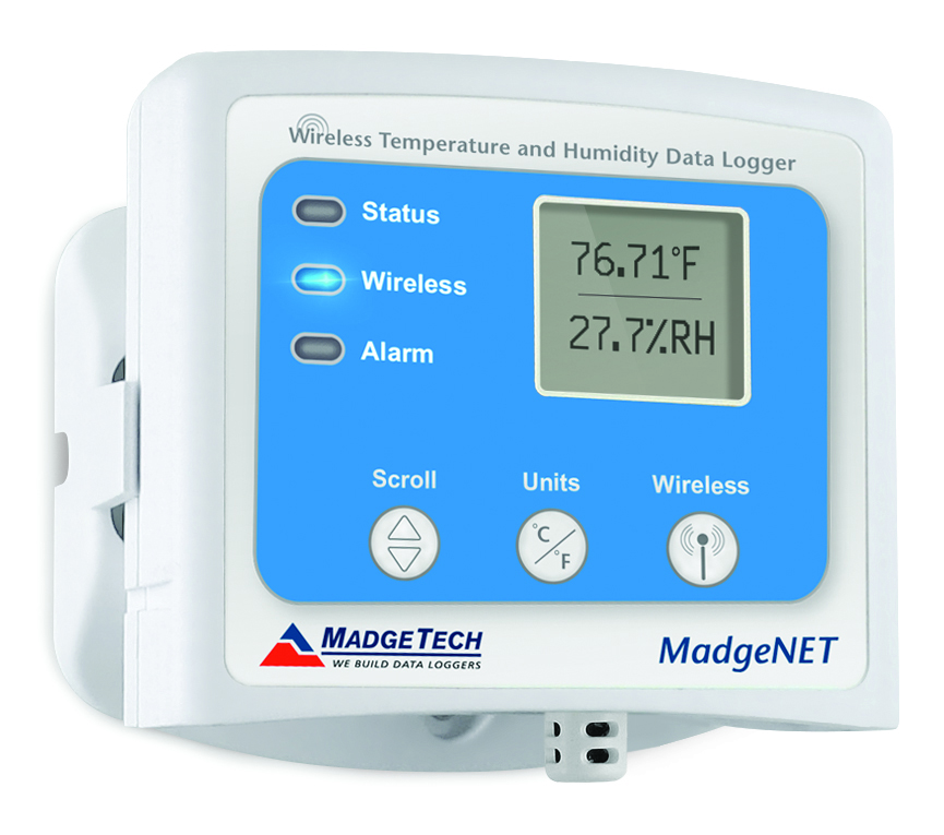 Wireless Data Logger : Rfrhtemp a temperature humidity usb data logger