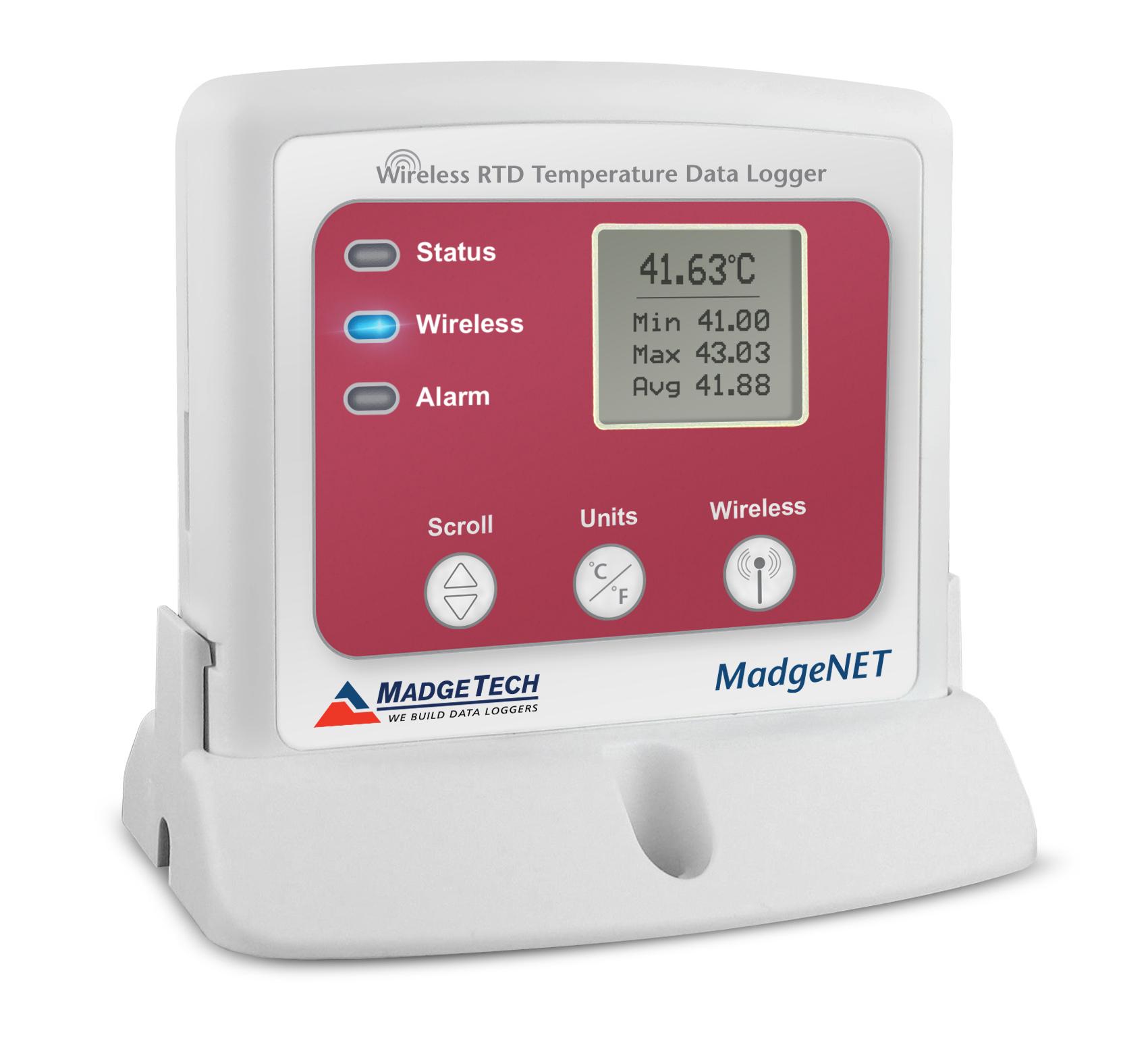 RFRTDTemp2000A MadgeTech Temperature Data Logger - Loggershop