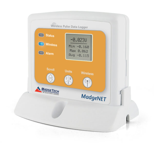 RFVolt2000A wireless voltage data logger