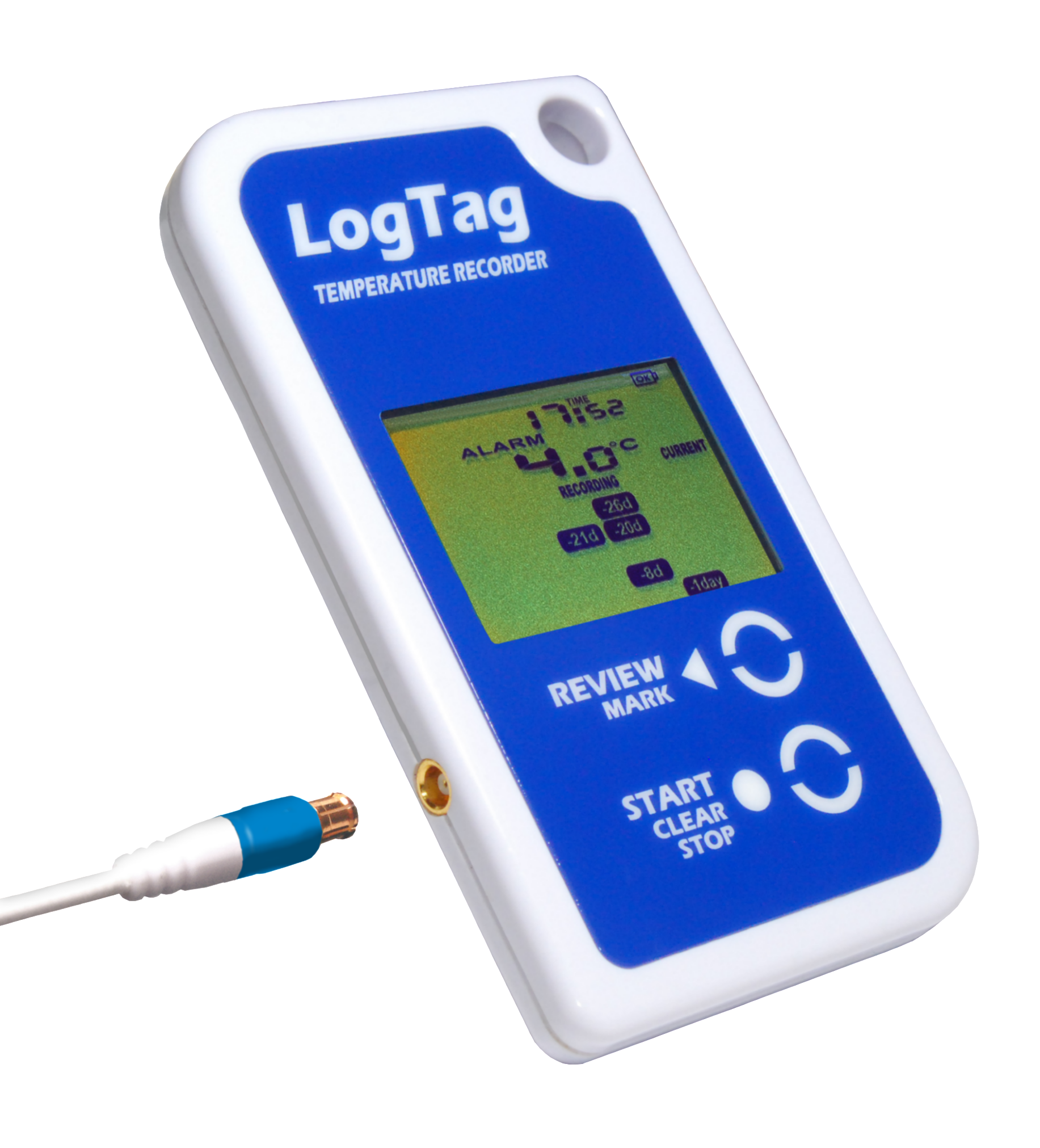 Data Logger Thermometer For Vaccines : Tred logtag fridge vaccine temperature data logger