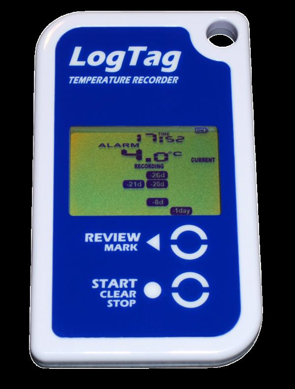 TRID307R Temperature data loggers