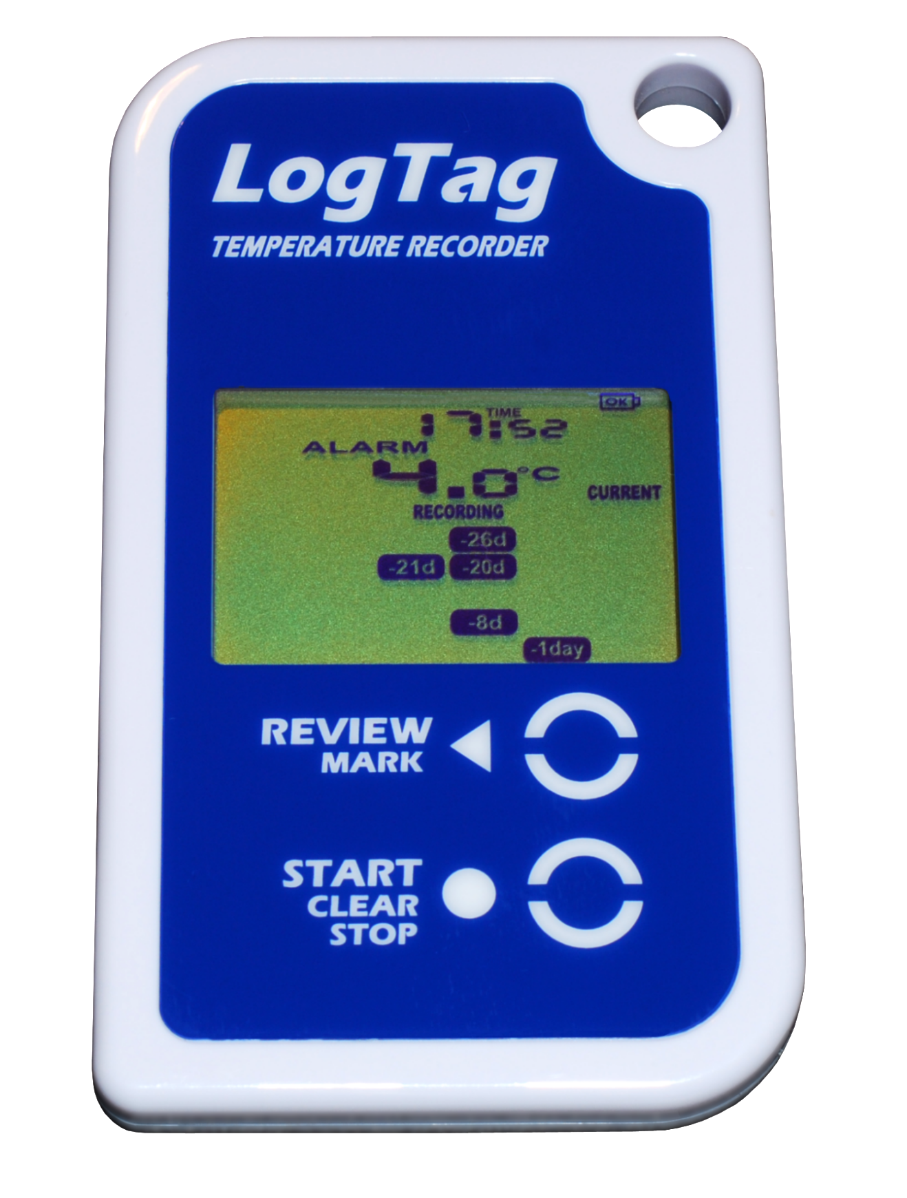 TRID307R Temperature data loggers