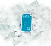 TRIL 8 dry ice data logger