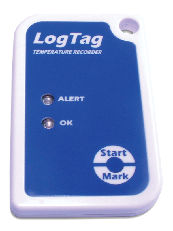 TRIX8- logtag temperature data logger