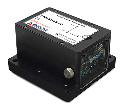 TSR101 EB shock data logger