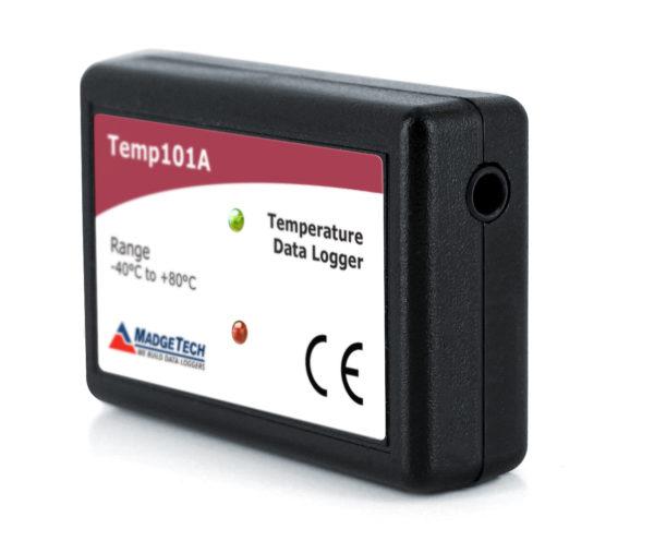 Temp101A Temperature data logger