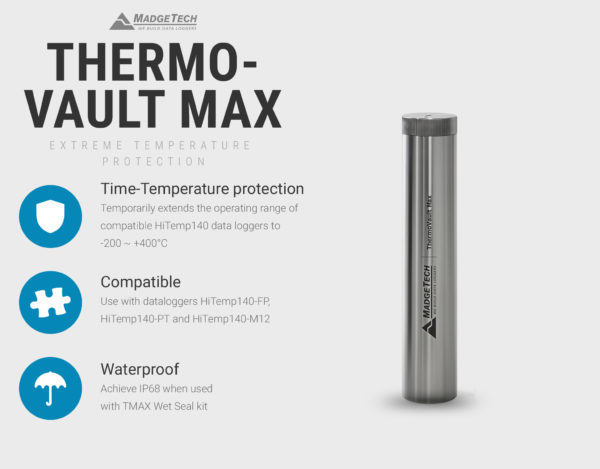 Thermo Vault Max Temperature Thermal Shield