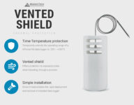 Vented Shield