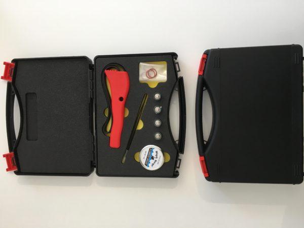 HiTemp140 Maintenance Kit  in case