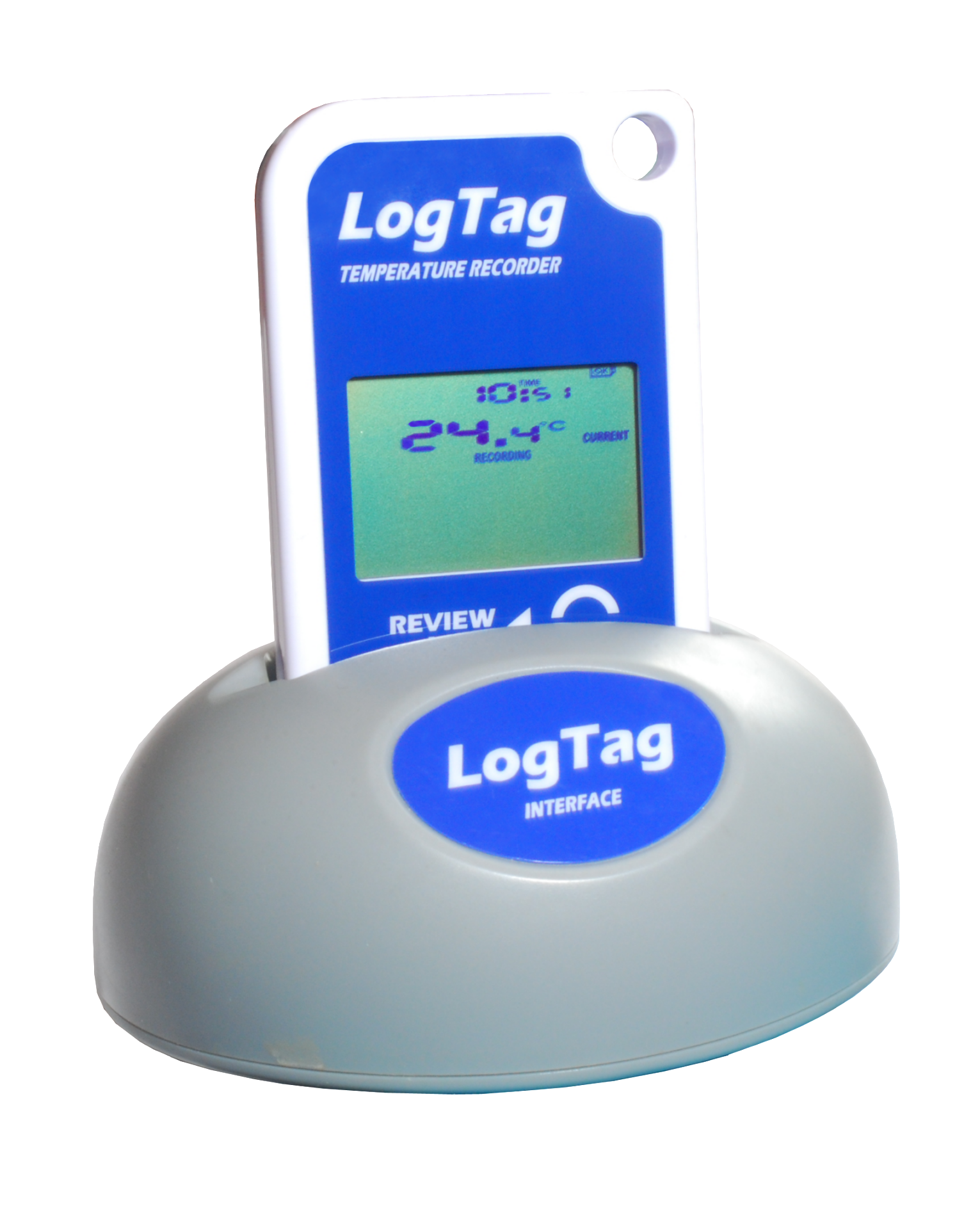 TRID30 data logger USB interface