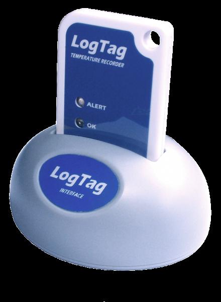 TRIX8 data logger USB interface