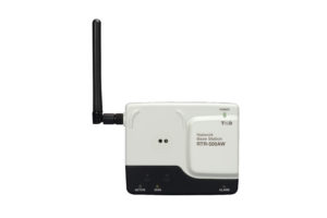 WiFi data logger base station