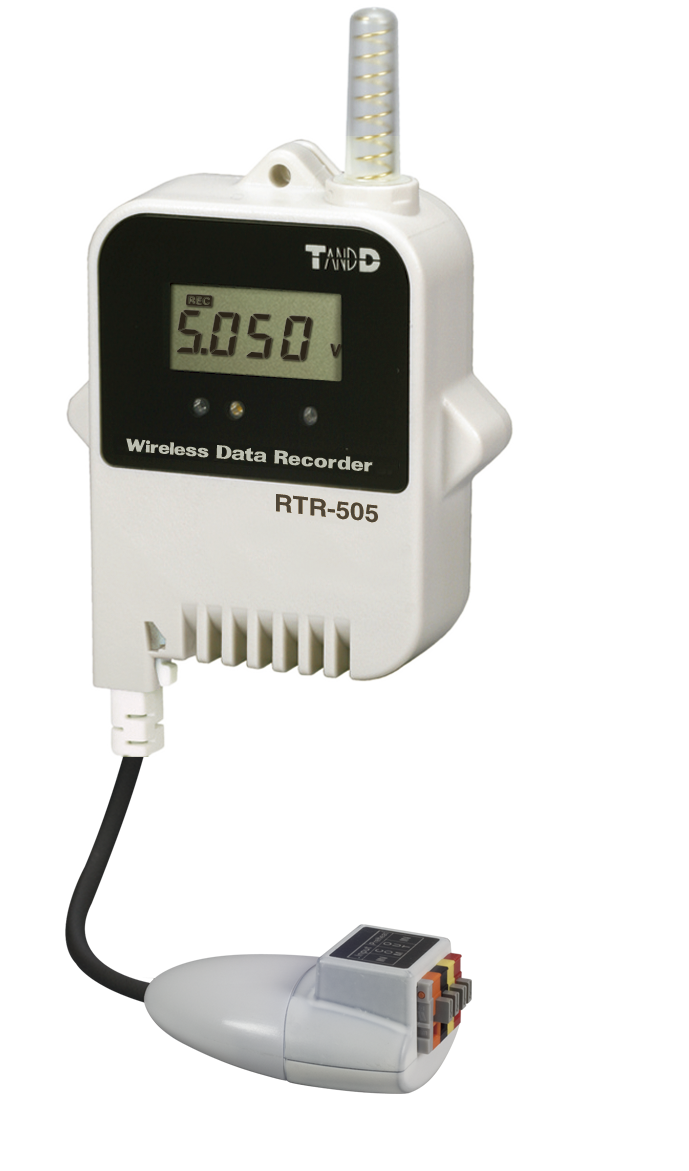Voltage wireless datalogger