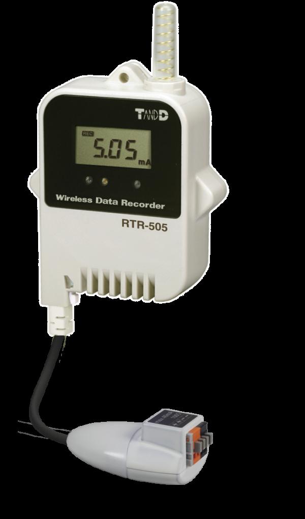 4-20mA wireless data logger