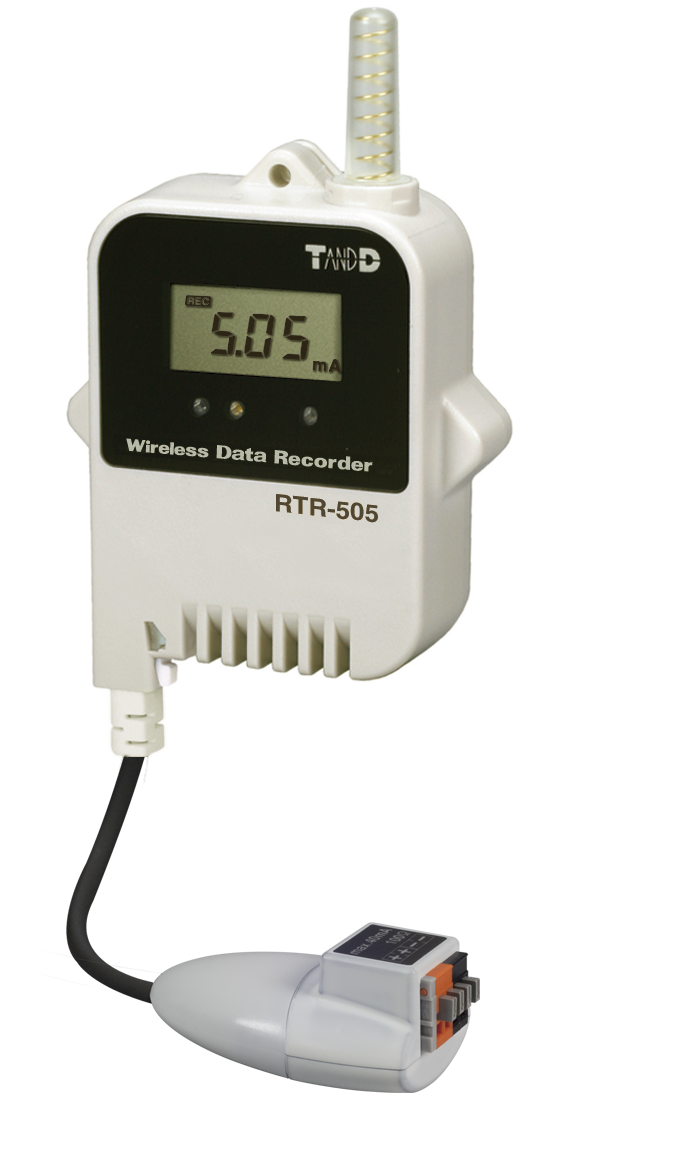 Wireless Data Logger : Rtr ma current wireless data logger adapter t d