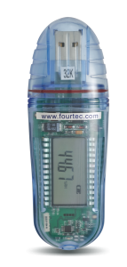 USB Humidity data logger