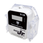 RTR500 small battery bracket with data logger