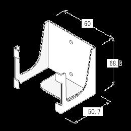 TR76 Bracket sizes