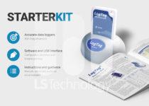starter kit temperature data logger