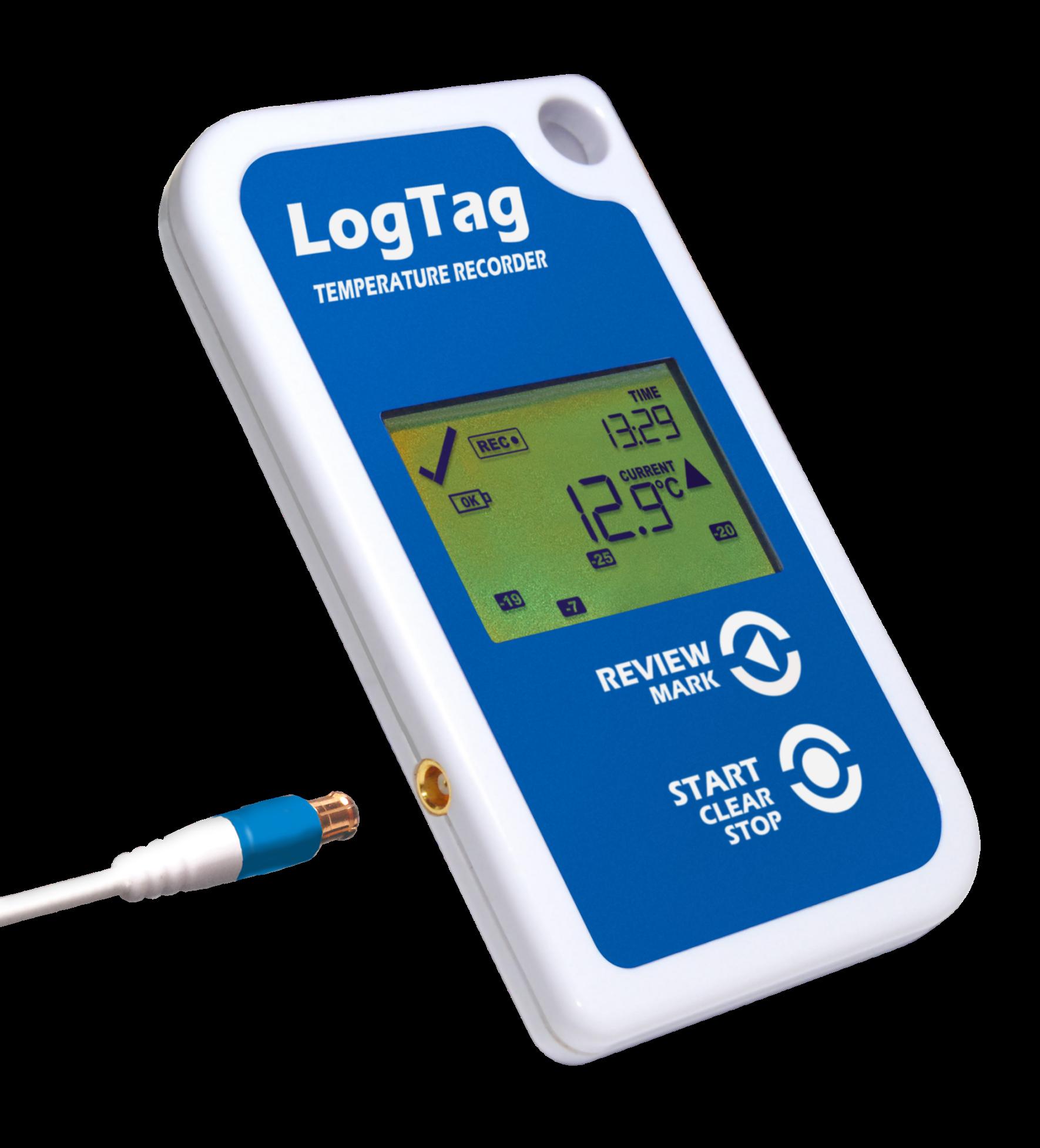 Data Logger Thermometer : Tred r temperature data logger loggershop