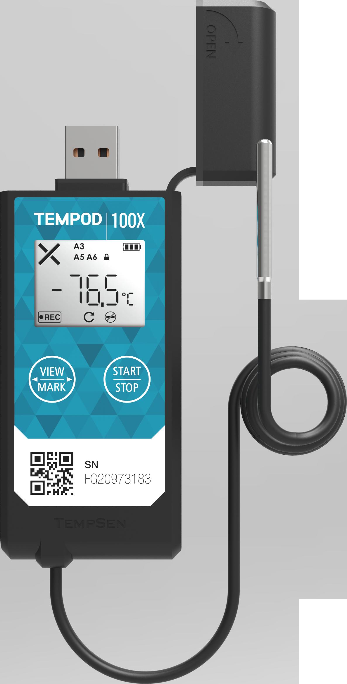 Tempod 100X_capoff