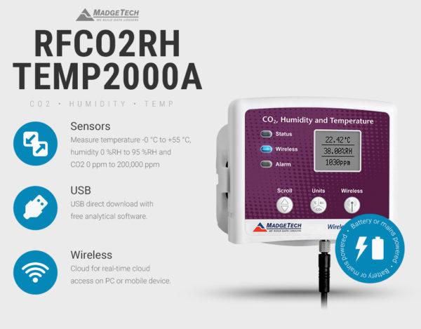 RFCO2RHTemp2000A