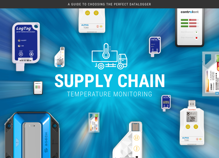 Which Data Logger Should You Use for Supply Chain Temperature Monitoring?