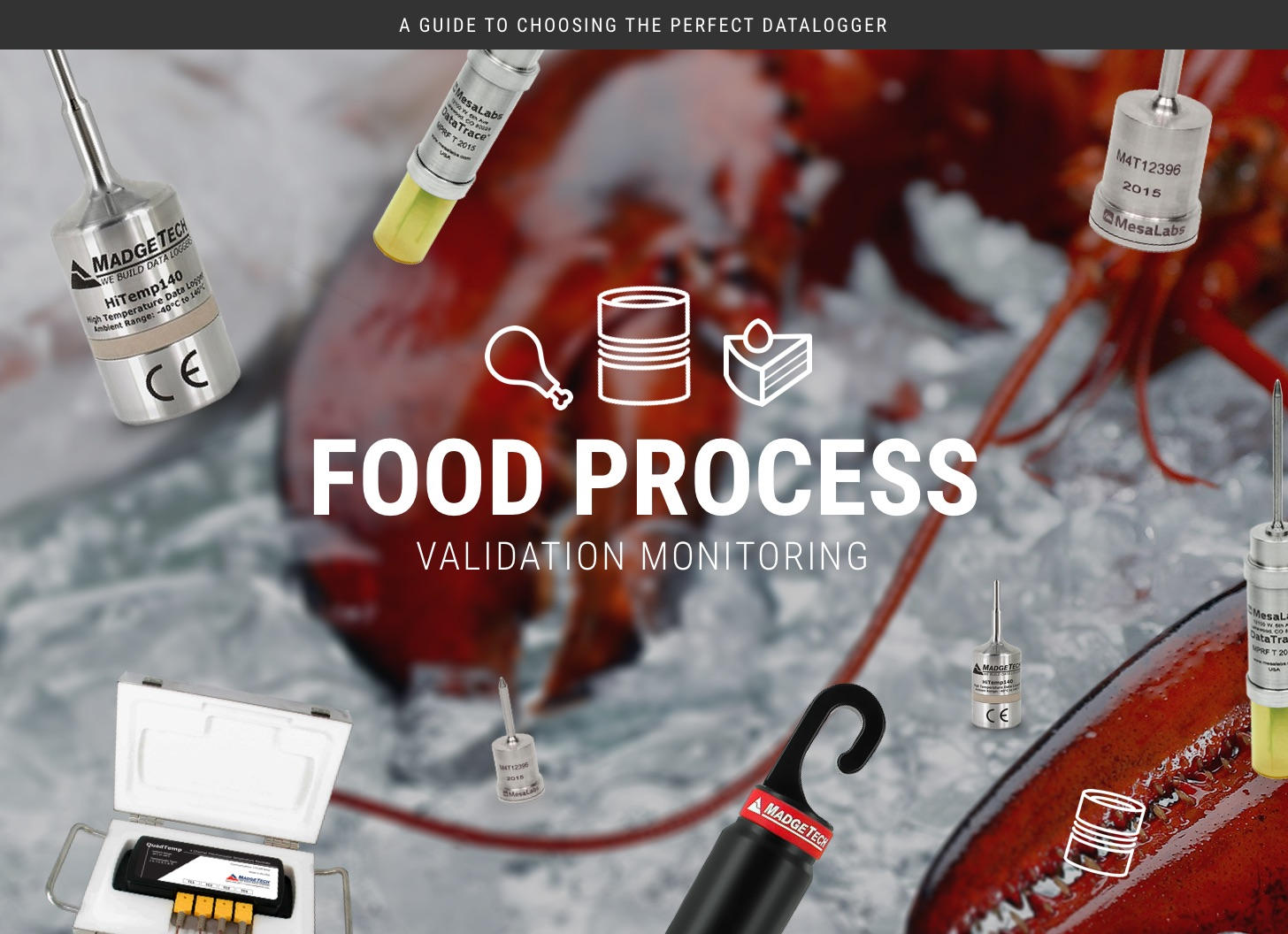 The Loggershop Guide to Data Loggers for Food Process Monitoring
