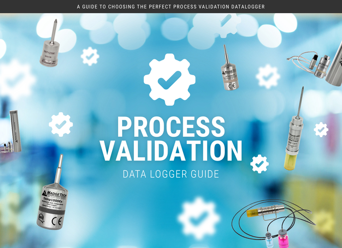 The Loggershop Guide to Process Validation Data Loggers