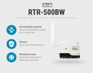 RTR-500BW Wireless Base Station Data Logger