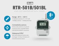 RTR-501B Temperature Data Logger