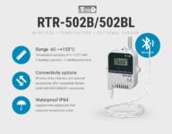 RTR-502B Temperature Data Logger