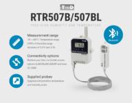 RTR507B Humidity Temperature Data Logger